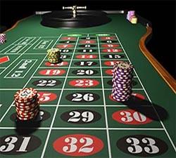 Casino avec roulette petite mise